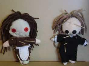 Hacer muñeco Vudu