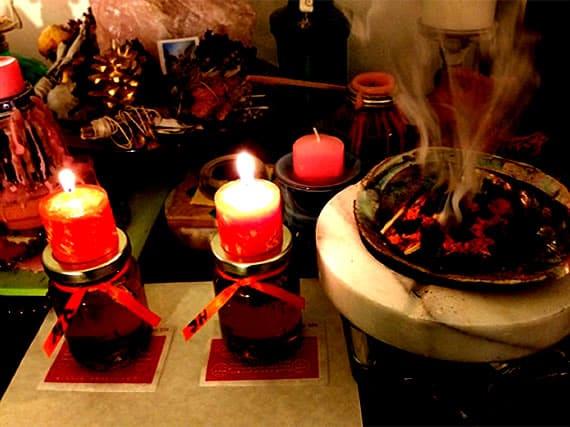 Ritual para recuperar al ser amado