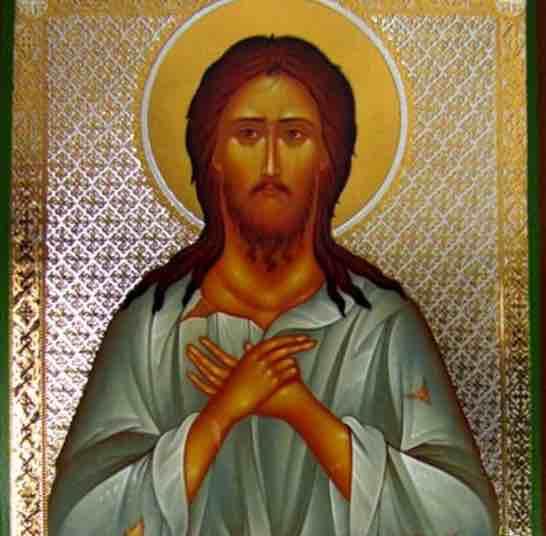 Oración a San Alejo