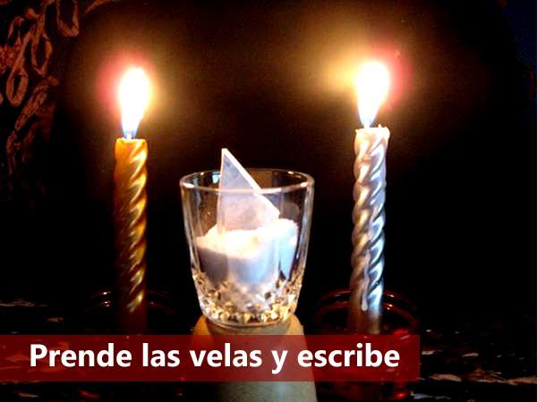 encender las velas