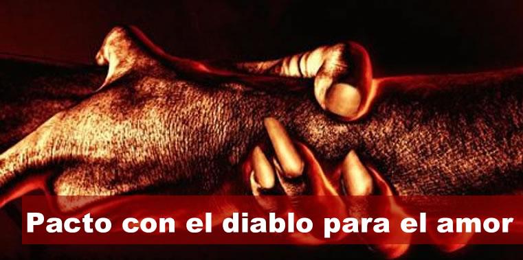 amarres de amor con el diablo