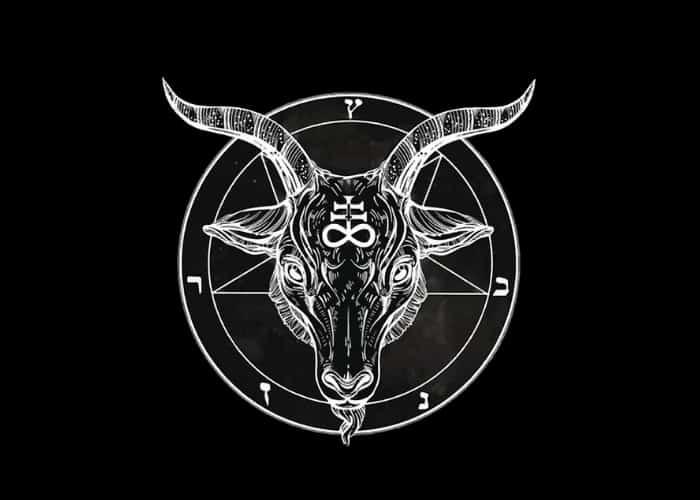 logotipo de baphomet